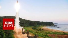 North Korea preparing more missile launches, says South – BBC News