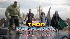 """Thor: Ragnarok"" Official Trailer"