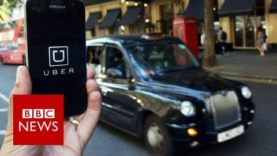 Uber loses London operating licence – BBC News